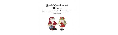 Special Occasions and Holidays