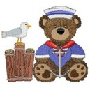 Sailer Bear and Gull