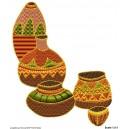 African pots 1