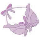 Lilac Bikini Top