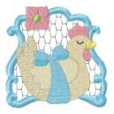 Eater Hen Cut lace