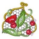 Floral cut Lace7